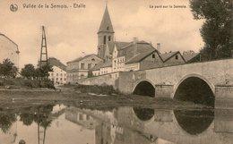 (79) CPA  Etalle  Pont Sur La Semois - Etalle