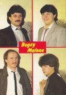 BUGSY MALONE - Fotokarte Frankies Music-Treff - Musik Und Musikanten
