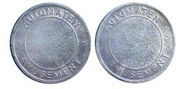 02583 GETTONE TOKEN JETON ARCADE GAMING POLAY MACHINE ATOMATEN AMUSEMENT - Allemagne