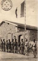 CPA Geiser 82 Colomb-Béchar Poste Du Camp Des Sénégalais ALGERIE (757356) - Bechar (Colomb Béchar)