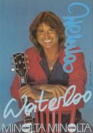 WATERLOO - Autogramm Auf Fotokarte V.Polydor - Autogramme & Autographen