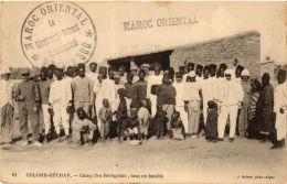 CPA Geiser 81 Colomb-Béchar Camp Des Sénégalais ALGERIE (757375) - Bechar (Colomb Béchar)