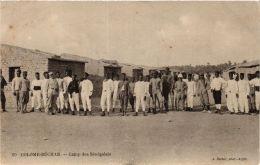 CPA Geiser 80 Colomb-Béchar Camp Des Sénégalais ALGERIE (757376) - Bechar (Colomb Béchar)