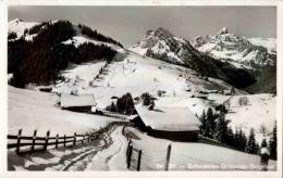 Schwenden - Grimmialp Skigebiet - BE Bern
