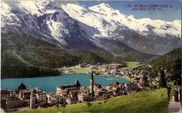 St. Moritz Dorf Und Bad - GR Graubünden