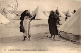 CPA Geiser 47 Colomb-Béchar Camp Des Sénégalais ALGERIE (757406) - Bechar (Colomb Béchar)