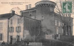 Les Hautes Pyrénées (65) - Environs De Maubourguet - Château De Sauveterre - Maubourguet