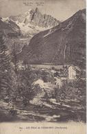 74 LES PRAZ DE CHAMONIX REGINA HOTEL AUJOURD HUI CENTRE DE VACANCES DE LA GENDARMERIE VALLEE DE CHAMONIX MONT BLANC - Chamonix-Mont-Blanc