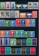 EUROPA - BELLE COLLECTION DE 305 TIMBRES NEUFS**/* SANS OU AVEC CHARNIERE 1956/1979 BIEN SUIVIE - VOIR SCANNS - Europa-CEPT