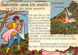 27-AMFREVILLE SOUS LES MONTS-N°263-C/0145 - France