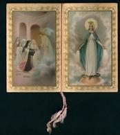 CALENDARIETTO RELIGIOSO: ANNO 1934 -  Mm. 66 X 106 - Religione & Esoterismo