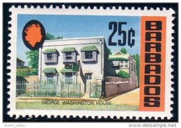 176 Barbados Monument MNH ** Neuf SC (BBA-36) - Barbades (1966-...)