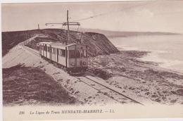 La Ligne De Tram Du BAB, Hendaye-Biarritz - Francia