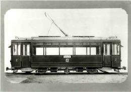 Winterthur  -  Tram - Repro - ZH Zurich