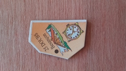 Magnet Le Gaulois Département 25 Doubs - Magnets
