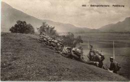 Schweizer Militär - Gebirgsinfanterie - Non Classés