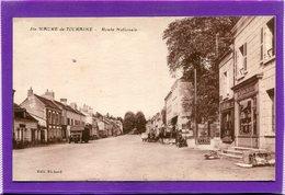 37  .STE   MAURE  De  TOURAINE  ,  Route  Nationale  . - Other Municipalities