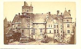 Photo Sur 10,5 Sur 6,2 Photographe Mieusement . Palais Jacques Coeur à Bourges Avant 1870 ? - Photographs