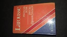 Dictionnaire Français Russe /russe Français - Dictionnaires