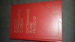 Dictionnaire Russe Français - Dictionnaires