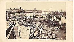 Photo 10,5 Sur 6,4 Photographe Non Cité. Port De Bordeaux Avant 1870 ? - Photographs