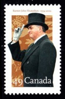 Canada (Scott No.2024 - GENERAL RAMON HNATYSHYN) [**] - 1952-.... Règne D'Elizabeth II