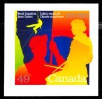 Canada (Scott No.2025 - Cadets De L'armé / Army Cadets) [**] - 1952-.... Règne D'Elizabeth II