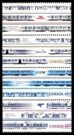 Canada (Scott No.2031a - Transport Urbain / Urban Ytansit) [**] - 1952-.... Règne D'Elizabeth II