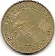 Jeton Monnaie De Paris Monaco Musée Océanographique - Monnaie De Paris