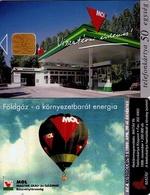 TARJETA TELEFONICA DE HUNGRIA. MOL BALLON. HU-S-1998-07. (089) - Hungría