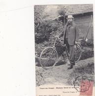 CPA (88) THAON Les VOSGES Madame DELAIT En Excursion Femme à Barbe Cycling Radsport Vélo 2 Roues Type - Thaon Les Vosges