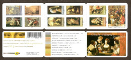 2008 Carnet Adhésif ART - PEINTURE -BC 150 Ou BC 4132- NEUF LUXE ** NON Plié - Booklets