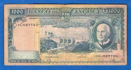 Angola  1000  Escudos - Angola