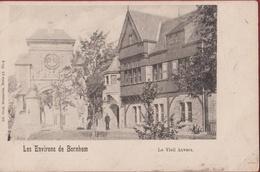 Bornem Bornhem Les Environs De Le Vieil Anvers Buitenland (kreukjes) - Bornem