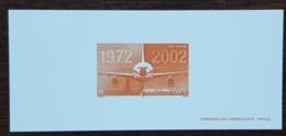 GRAVURE - YT Aérien N°65 - Airbus A300 - 2002 - Documents Of Postal Services