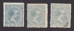 Cuba, Scott #P25-P26, P26, Mint Hinged/Used, King Alfonso XIII, Issued 1896 - Cuba (1874-1898)