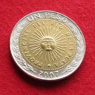 Argentina 1 Peso 2007 KM# 112.1 Argentine - Argentina