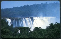 RARE!!!! AR-TLC-URM-0002B - Iguazu Waterfall (CORTESIA) RRRRRRRRR - Argentina