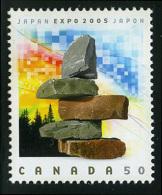 Canada (Scott No.2090 - Expo 2005 Japon) [**] - 1952-.... Règne D'Elizabeth II