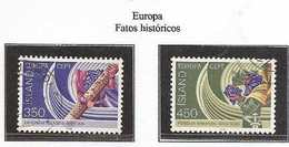 LSJP ICELAND Europe Historical Facts 1982 - 1944-... Republic