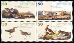 Canada (Scott No.2098a - Oiseaux / John James Audubon / Birds) [**] - 1952-.... Règne D'Elizabeth II