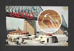 EXPO67 - EXPO 67 - MONTRÉAL CANADA - PAVILLON ALCAN - ALCAN PAVILION - Expositions