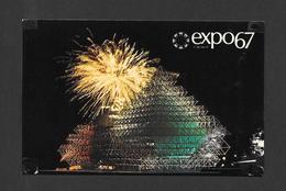 EXPO67 - EXPO 67 - MONTRÉAL CANADA - LE GYROTRON - THE GYROTRON - Expositions