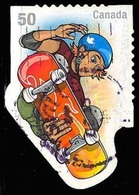 Canada (Scott No.2121b - Sport D'adolescents / Youth Sports) (o) - 1952-.... Règne D'Elizabeth II