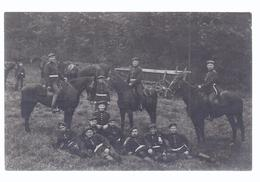 Soldatengruppe Kavalerie   - AK-12.328 - Personnages