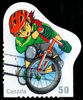 Canada (Scott No.2121c- Sport D'adolescents / Youth Sports) (o) - 1952-.... Règne D'Elizabeth II