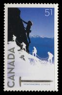 Canada (Scott No.2162 - Escalade / Montainering) [**] - 1952-.... Règne D'Elizabeth II