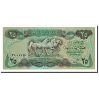 Billet, Iraq, 25 Dinars, 1981, KM:72, SUP - Iraq