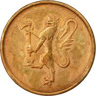 Monnaie, Norvège, Olav V, 5 Öre, 1973, TTB, Bronze, KM:415 - Norvège