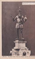 Allemagne - AACHEN - Standbild Kaiser Karls Des Grossen Auf Dem Marktbrunnen - Aachen